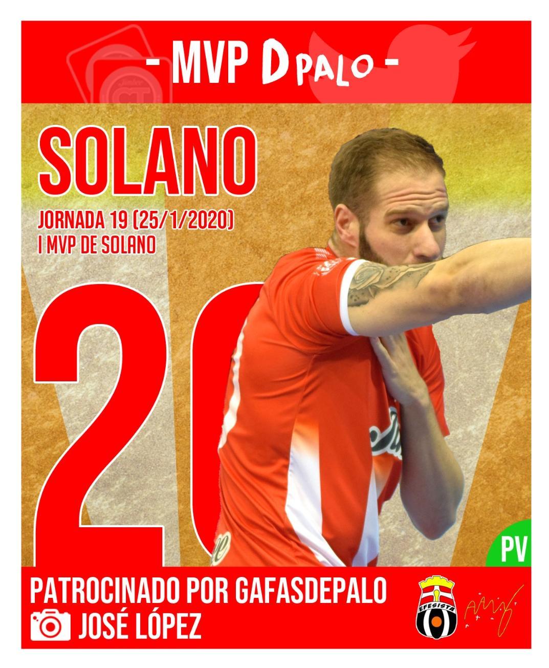 Solano MVP