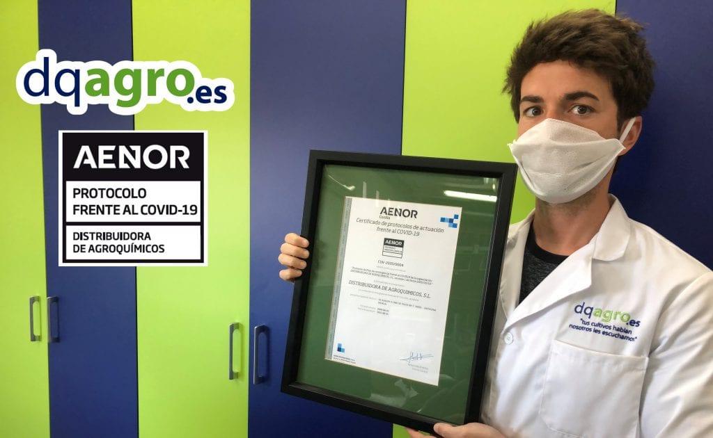 DQAGRO primera empresa española