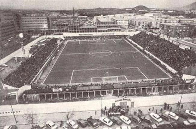 Historia del Efesé. Estadio El Almarjal