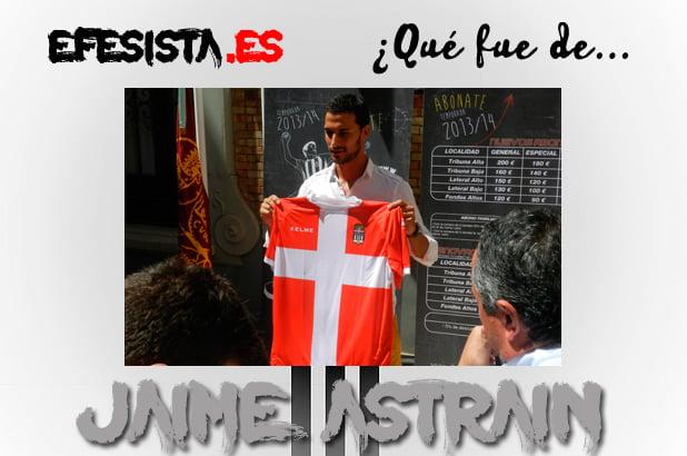 Jaime Astrain