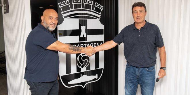 cantera del FC Cartagena