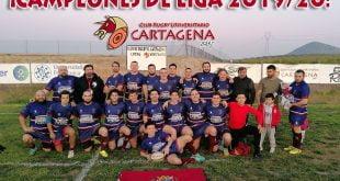 CRU Cartagena campeones 2019 2020
