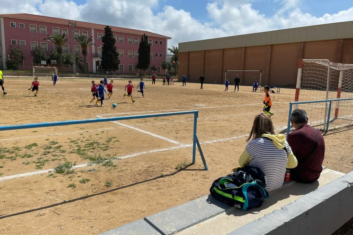 fútbol base