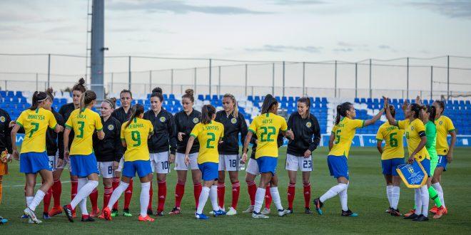 Pinatar Arena Brasil Escocia 08 04 2019 12