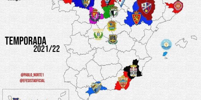 mapa temporada 21 22