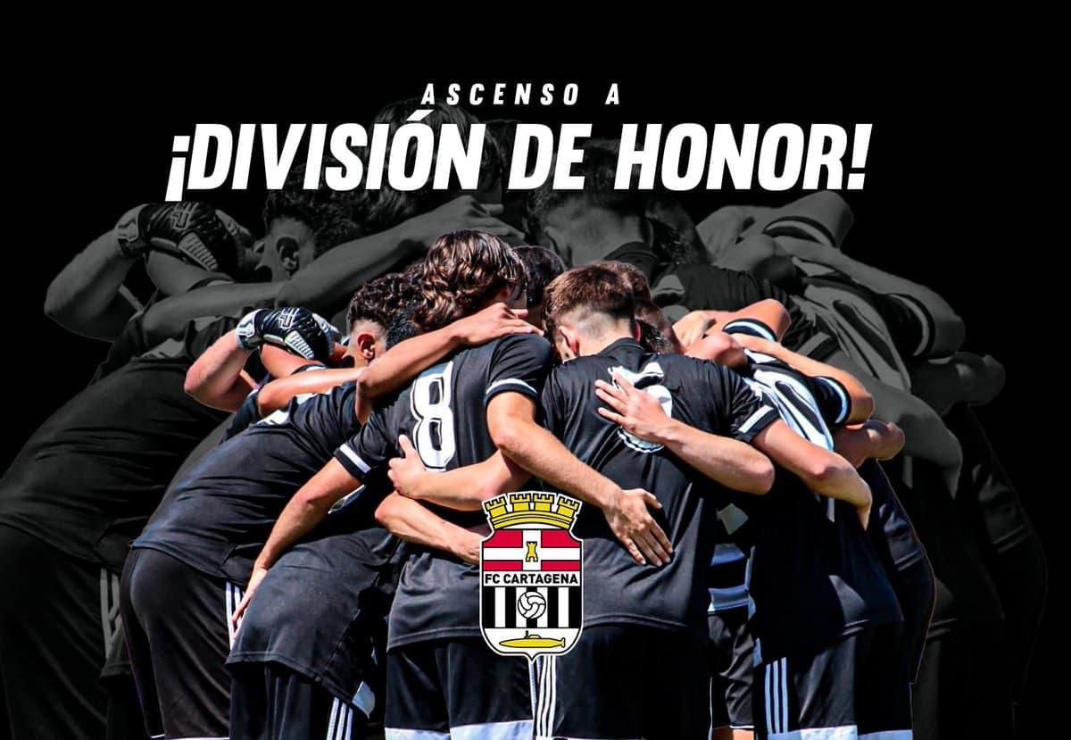 ¡División de Honor!
