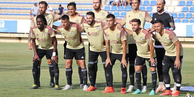 Pretemporada 2122 FC Cartagena 2 0 Alraed Saudi Imgur
