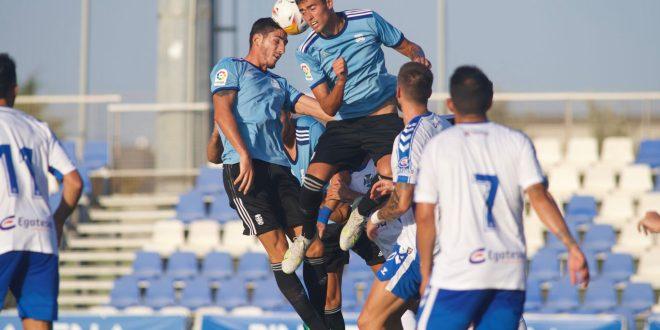 Cartagena y Tenerife firman las tablas