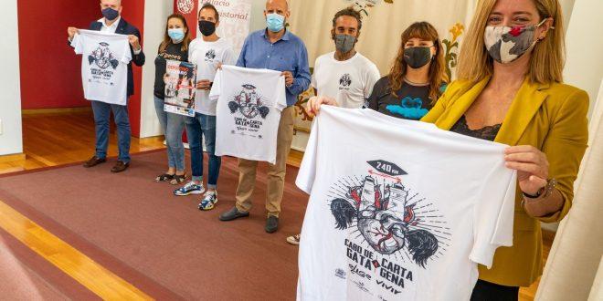 Kilómetros de solidaridad con la Asociación D'Genes