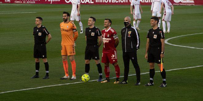 Prieto Iglesias, árbitro del FC Cartagena-CD Lugo