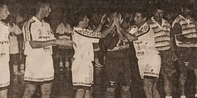 Hace 23 años, el fútbol sala de Cartagena inició su andadura entre los grandes