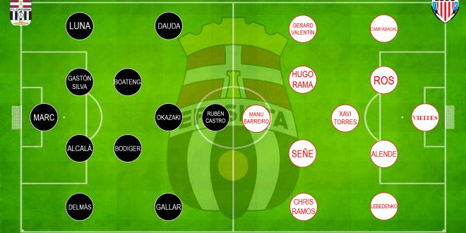 Las claves del: FC CARTAGENA vs CD LUGO