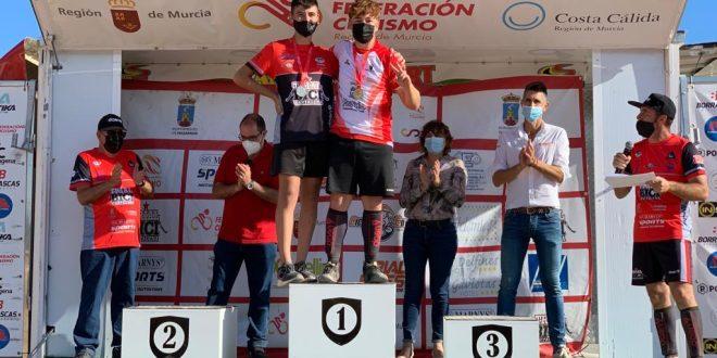 El Club Trial Bici Cartagena arrasa en la final del Campeonato Regional de Trial