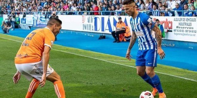 Ríos Reina: «Estamos en una mala racha, 6 partidos sin ganar, tenemos que salir de esta racha con cabeza»
