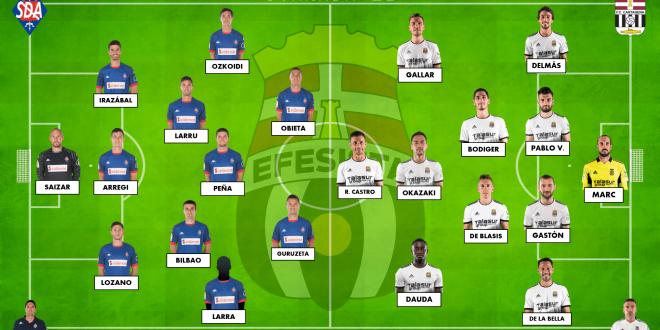 Las claves del: SD AMOREBIETA vs FC CARTAGENA (J10)